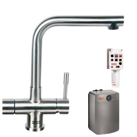Kokend Water Kraan.Franke 4 In 1 Kokendwater Kraan Artikelnr 690113 Dps